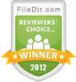 Reviewers' Choice  by FileDir.com